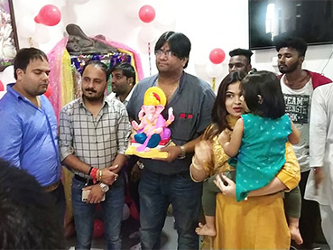 Ganpati Celebration 2019
